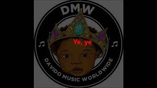 Davido --Nwa Baby Lyric Video