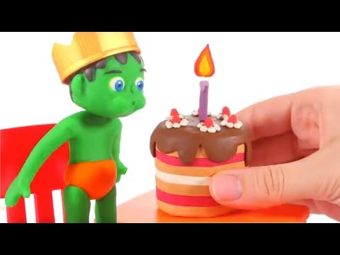 Baixar HAPPY BIRTHDAY SUPERHERO BABY!!! ❤ SUPERHERO PLAY DOH CARTOONS FOR KIDS