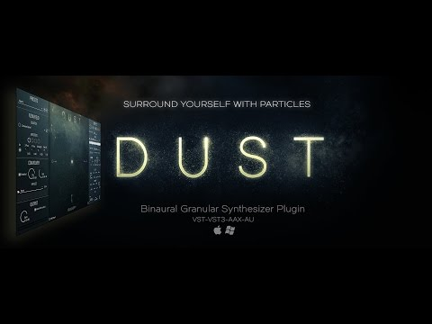 SoundMorph - DUST Plugin - Launch trailer