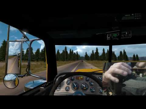 G27 Eaton 18 Speed Shifter Mod for ATS