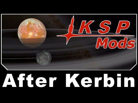 KSP Mods - After Kerbin Planet Mod