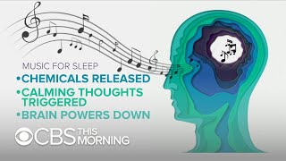 Music can help you sleep, new study suggests