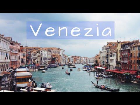 VENEZIA- Guida di Viaggio - K Around the World Vlog & Reportage