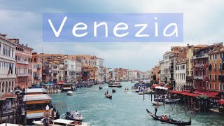 VENEZIA Guida di Viaggio K Around the World Vlog & Reportage