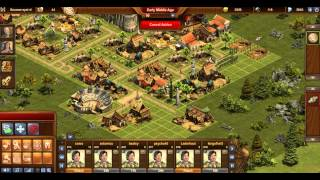 Forge Of Empires Gameplay