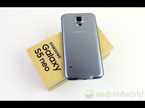 Samsung Galaxy S5 Neo, recensione in italiano