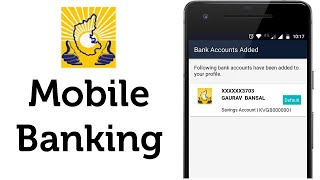 Karnataka Vikas Grameena Bank Mobile Banking using App screenshot 1