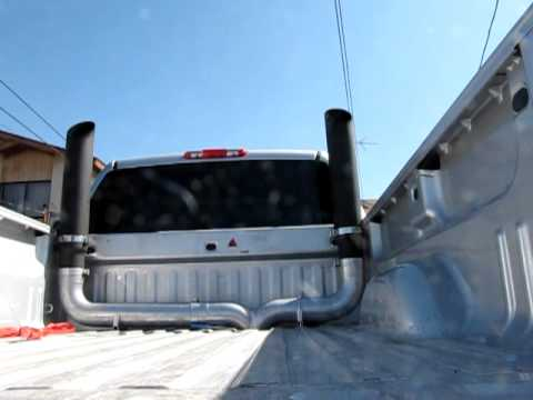 2011 SIERRA 2500 DURAMAX LML WITH STACKS AND H&S ...
