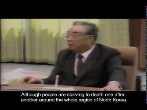 The reason why Kim il-sung criticizes Kim jong-un