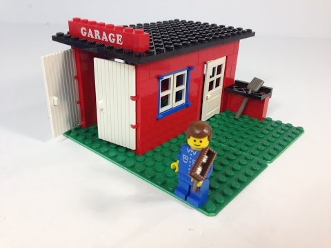 classic lego town sets