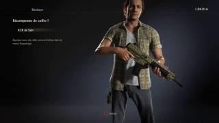 Uncharted 4 (PS4) - Coffre d'armes de héros débloqué ! ^^