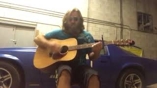 Houston we have a problem Luke combs  cover