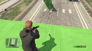 GTA 5 close call