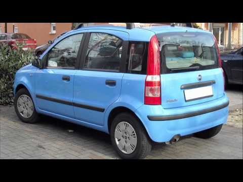 fiat panda 2009 youtube. Black Bedroom Furniture Sets. Home Design Ideas