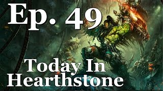 Today In Hearthstone Ep. 49 Doomsayer