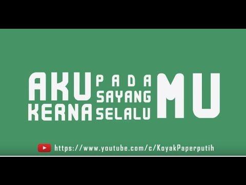 Nur Nilam Sari - KAWANKU (lirik video)