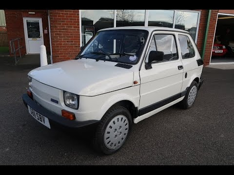 SOLD 1990 Fiat 126 BIS For Sale in Louth Lincolnshire