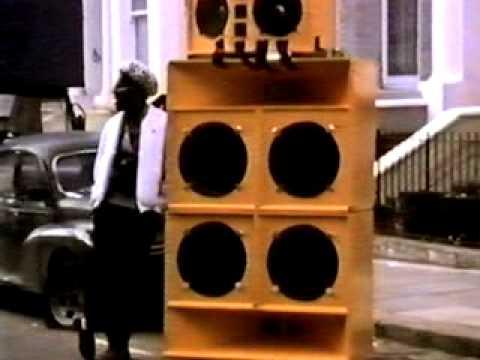Notting Hill Carnival 1983-1986