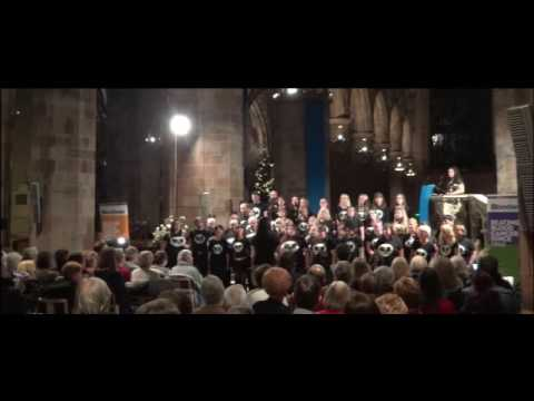 The Phoenix Choir - Stay Another Day / Edinburgh, Leith & St Matins