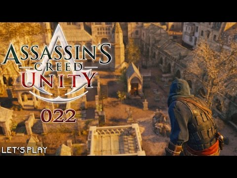 ASSASSIN'S CREED: UNITY #022 - Das Attentat auf Lafreniére «» Let's Play Assassin's Creed