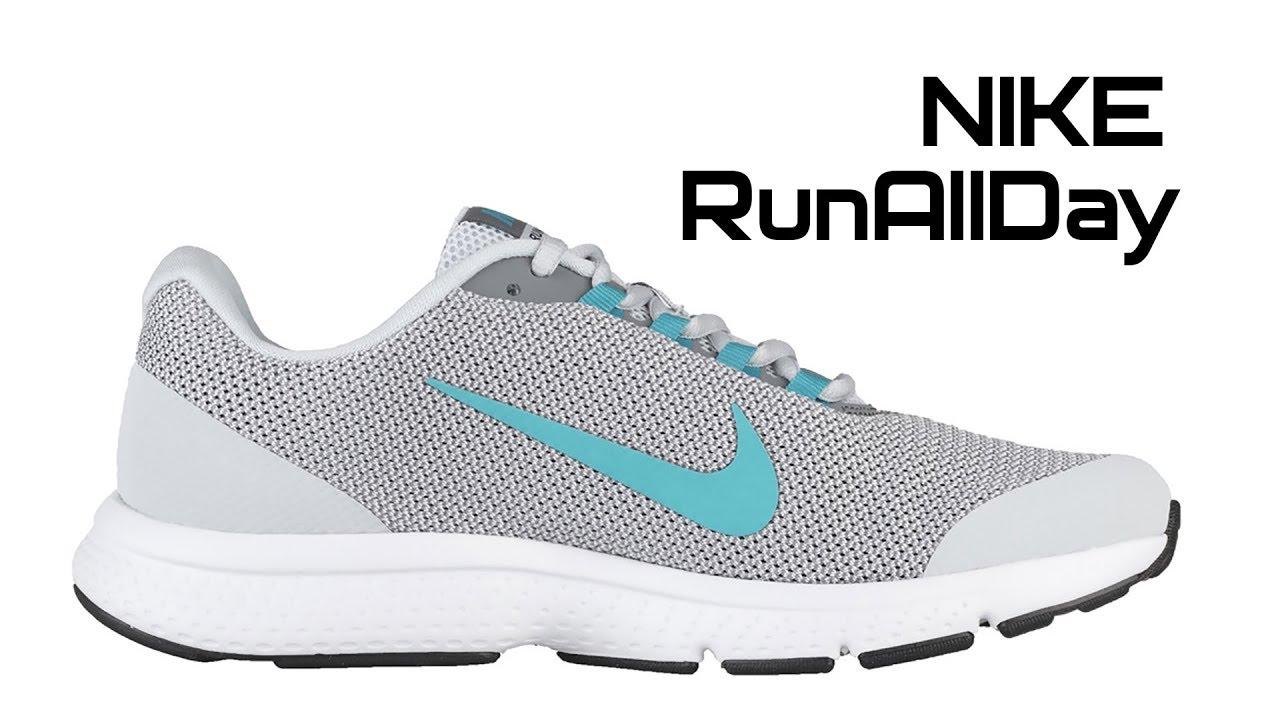 Обзор кроссовок Nike RunAllDay ОРИГИНАЛ