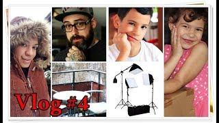 FebroVlogs #5: MUCHA NIEVE,RISAS Y LLEGAN MIS LUCES NUEVAS!  Bellisssimaa2TV