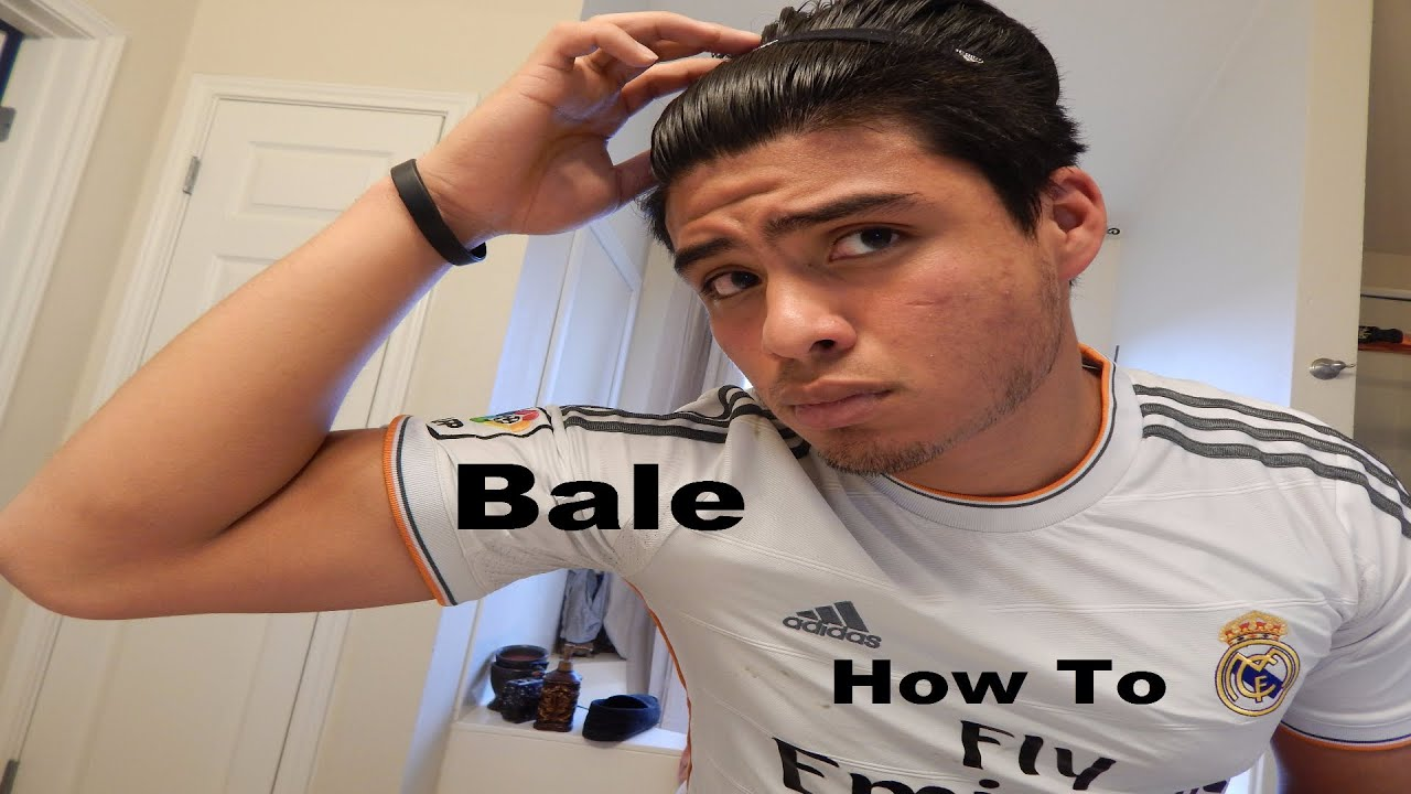 Gareth Bale ☆New 2014 2015☆ Hairstyle Tutorial ○   YouTube