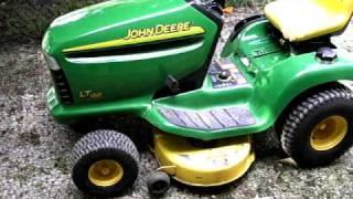 2002 John Deere LT150