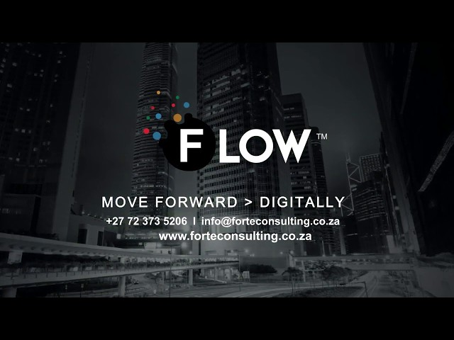 Forte Data Solutions presents FLOW