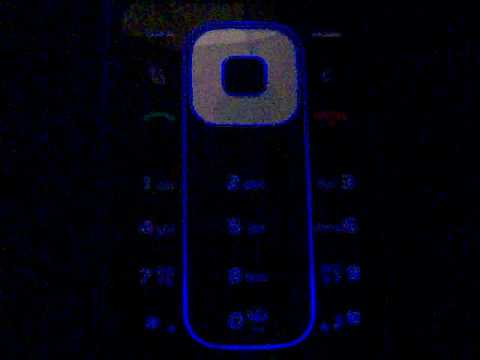 Nokia 6650 colorchange on call