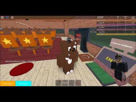 Animatronic Tycoon! Speed Build