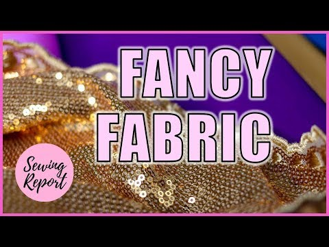 My Only Fabric Haul of 2018??? | FABRIC WHOLESALE DIRECT | SEWING REPORT