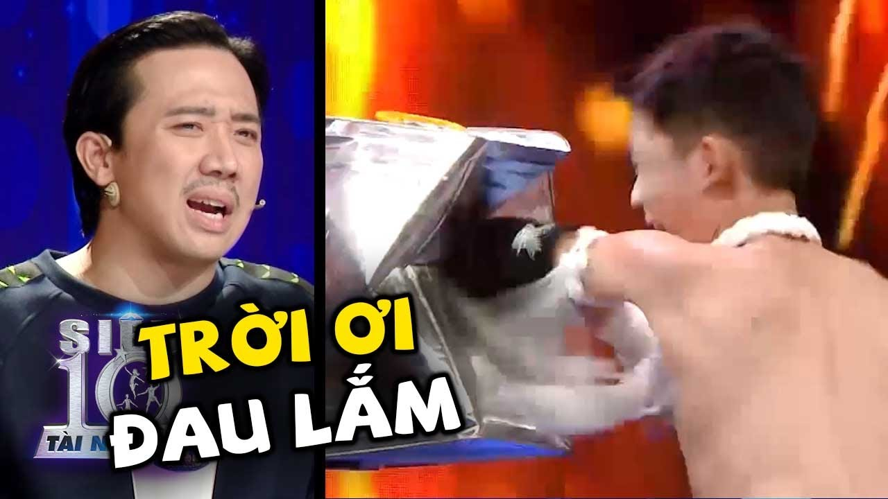 Siêu Nhí Muay Thái tay không 'CÔNG PHÁ THÙNG THIẾC', giám khảo đồng loạt 'XIN DỪNG' | Teaser Bán Kết