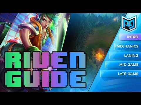 Proguides Exclusive: Boxbox Basic Riven Guide Part 1