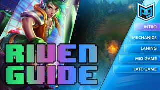 Proguides Exclusive: Boxbox Basic Riven Guide Part 1