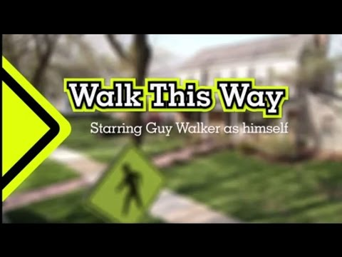 """Walk This Way"": Pedestrian Safety for Young Children"