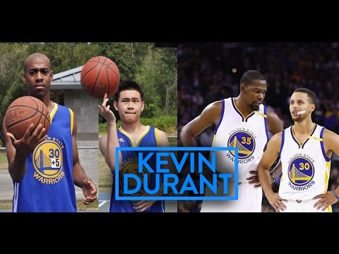 4b28ca4d738e NBA SIGNATURE MOVES 8 - Kevin Durant s Greatest Moments - YouTube