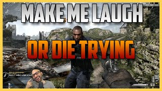 New Series: Make Me Laugh, Or Die Trying. (Call of Duty Ghosts)