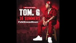 Tom G Ft Roboy - Voice Of The City #SLOWED