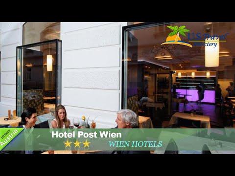 Hotel Post Wien - Wien Hotels, Austria
