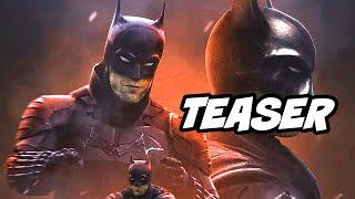 Batman Hush Trailer and The Batman Teaser Breakdown