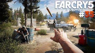ZABÓJCZE OGRODZENIE | Far Cry 5 [#35]
