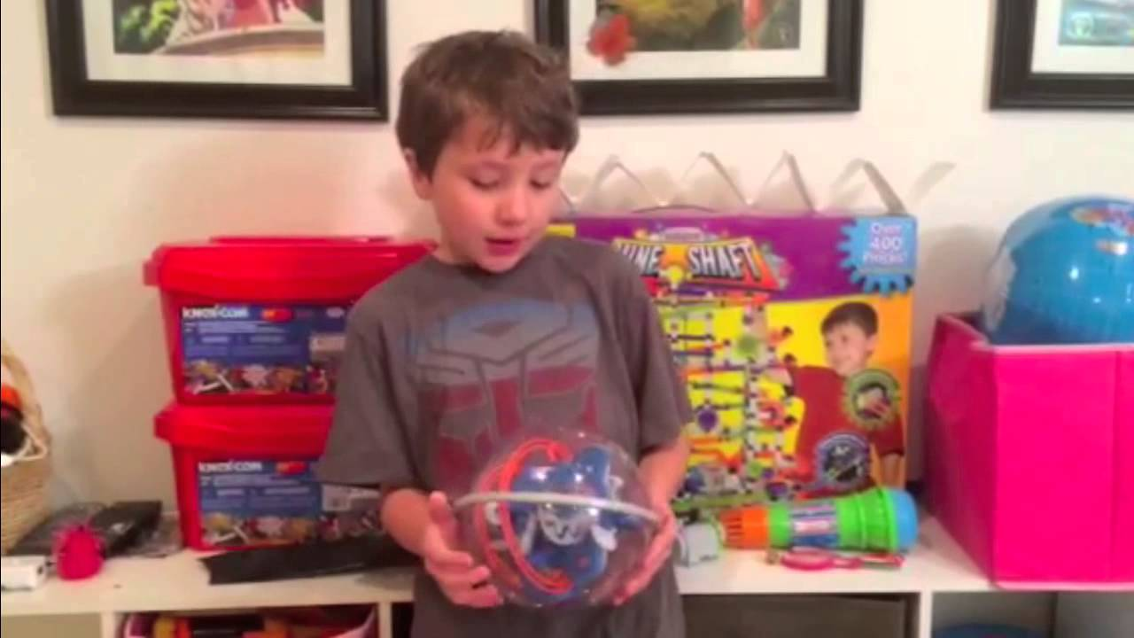 2013 Best Toys For Boys : Perplexus style ball maze the best toys for youtube