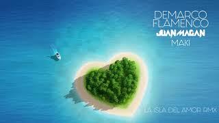 Demarco Flamenco & Juan Magan & Maki - La isla del amor RMX (Audio Oficial) thumbnail