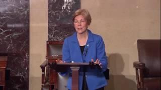 Senator Elizabeth Warren: floor speech on Coal Miners