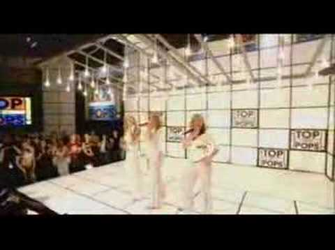 2002-05 - Atomic Kitten - It's OK! (@ TOTP)