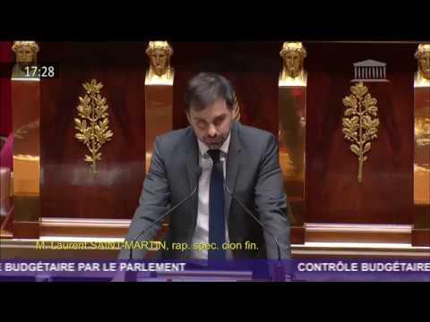 Ma proposition de résolution sur l'amélioration du contrôle budgétaire