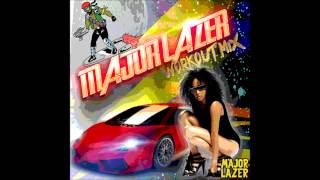 Major Lazer Workout Mix (May 2013) W/ Download