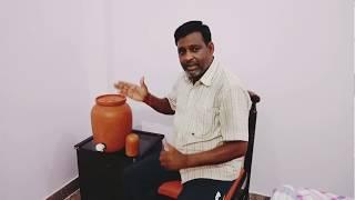 पानी को उसकी गुणवत्ता देगा मिट्टी से बना ये पानी का बर्तन | Clay water pot for healthy water