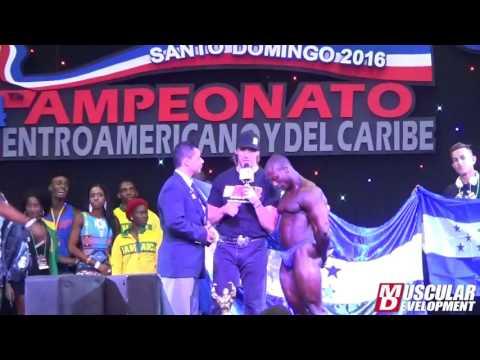 New IFBB Pro CHRISTIAN GOMEZ